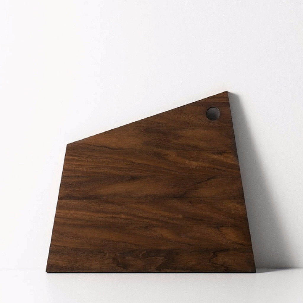 Asymmetric Cutting Board, Large