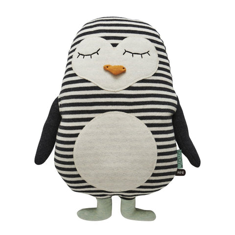 Penguin Pingo Cushion & Toy