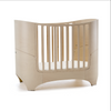 Leander baby bed white wash
