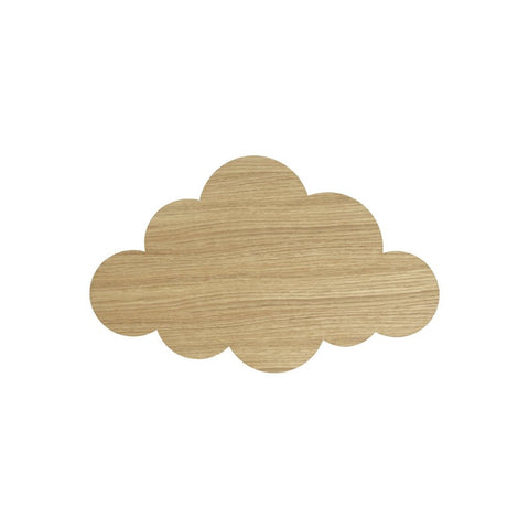Cloud Lamp Oiled Oak