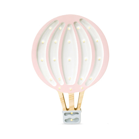 Balloon Lamp, Powder Pink
