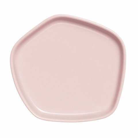 Iittala X Issey Miyake Collection plate, pink small
