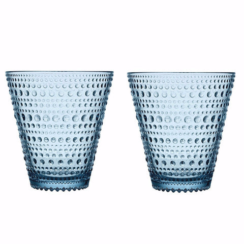 Kastehelmi tumbler 30 cl light blue 2 pcs