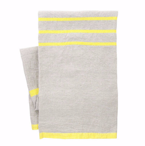 Usva tablecloth/blanket yellow