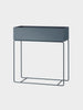 Plant Box grigio scuro di Ferm Living
