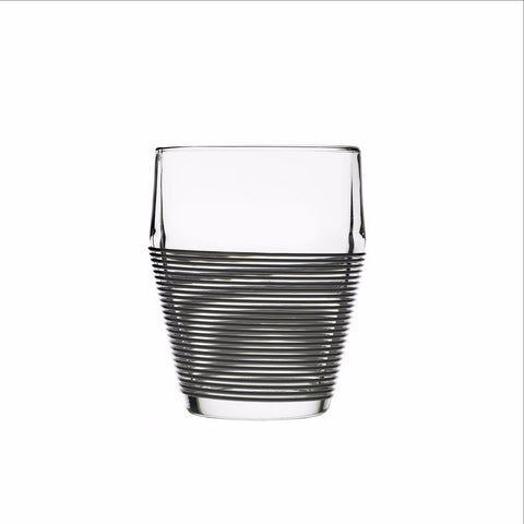 Timo tumbler termo glasses set of 2 black