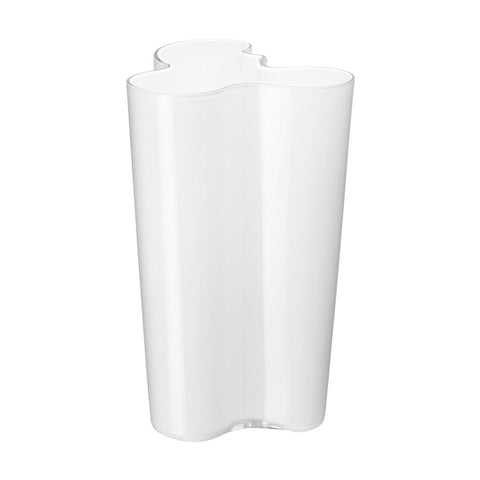 Alvar Aalto Collection Finlandia vaso 251 mm bianco