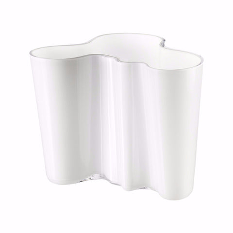 Alvar Aalto Collection Vase 160 mm white