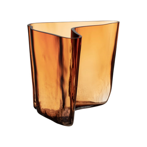 Aalto vase copper 175 x 140 mm limited edition