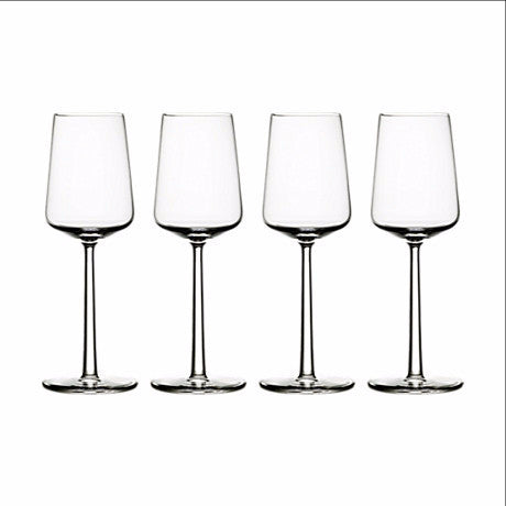 Essence white wine glasses 33 cl 4 pc