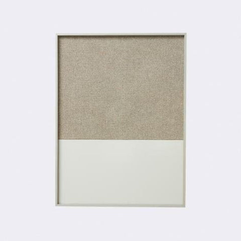 Frame Pinboard, small grey