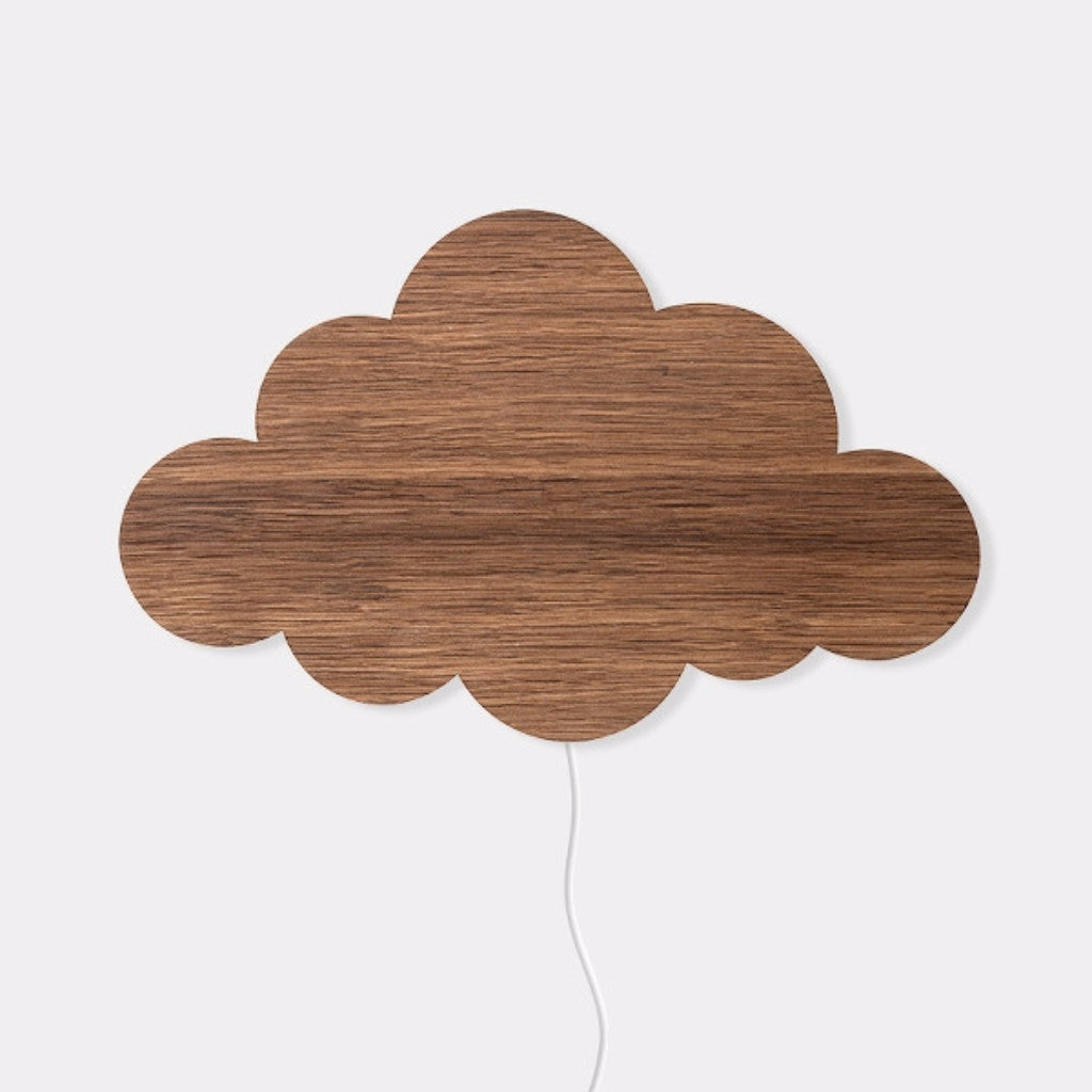 Cloud lamp rovere affumicato di ferm LIVING