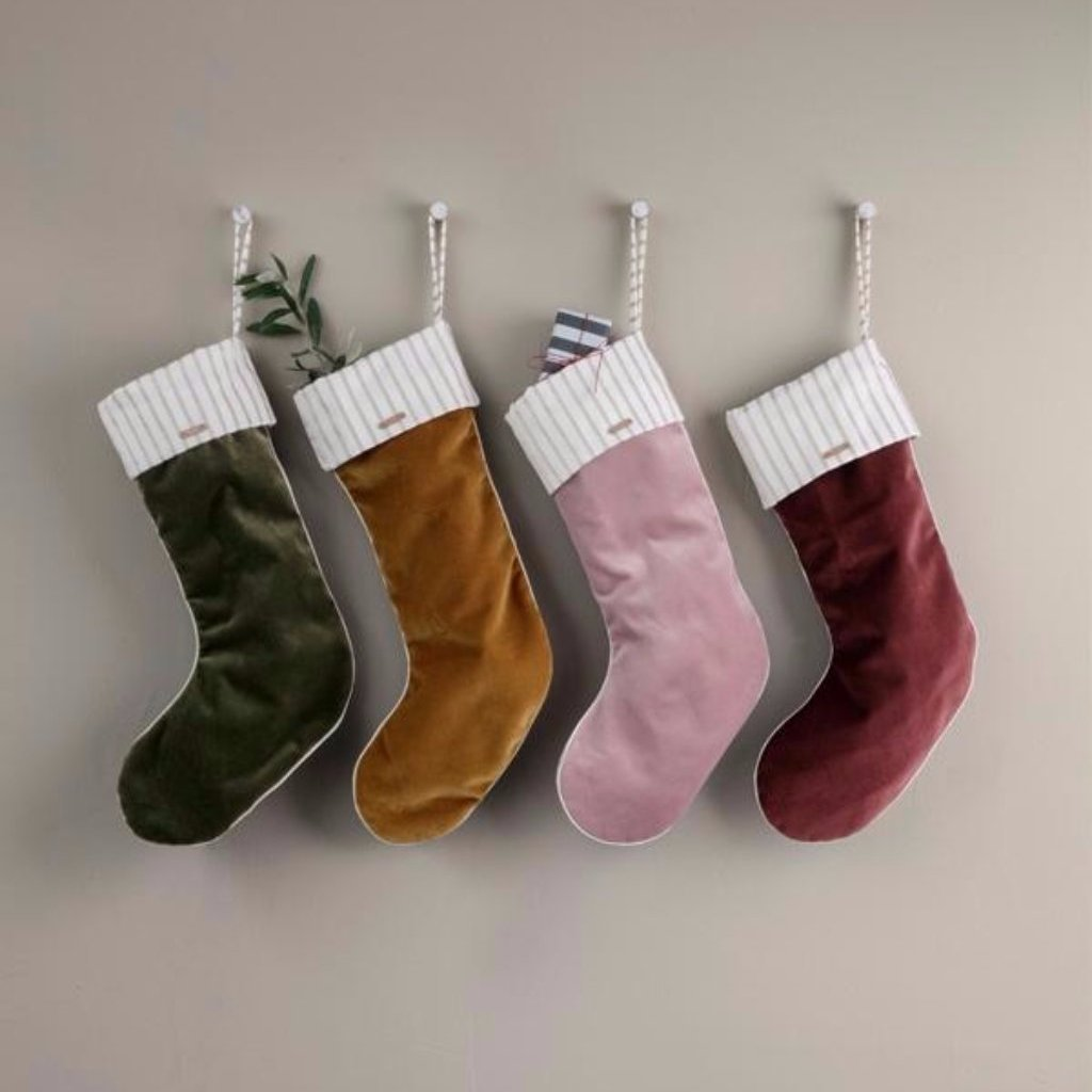 Christmas stockings by Ferm Living