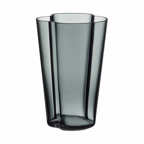 Alvar Aalto Collection vase 220 mm grey