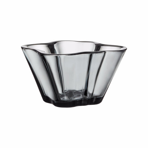 Alvar Aalto Collection bowl grey 75 mm
