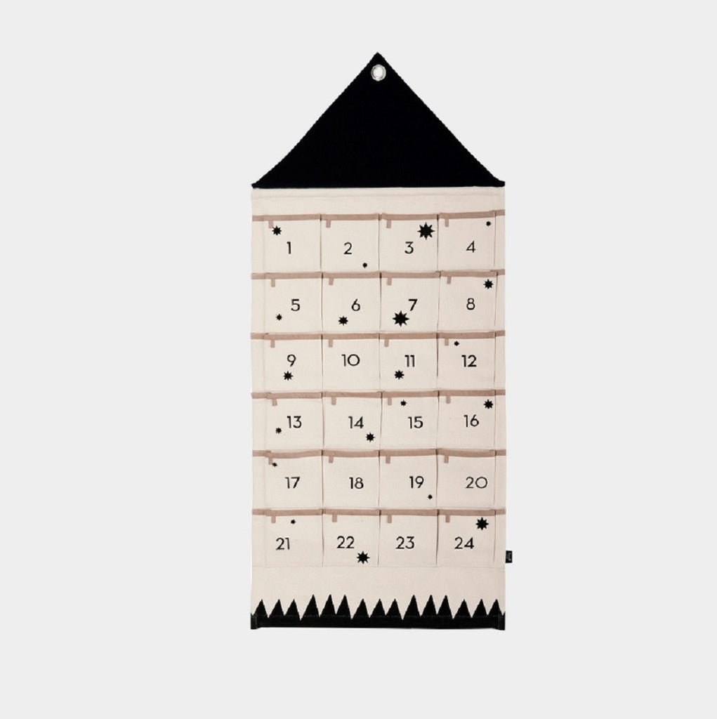 House Christmas calendar by ferm LIVING