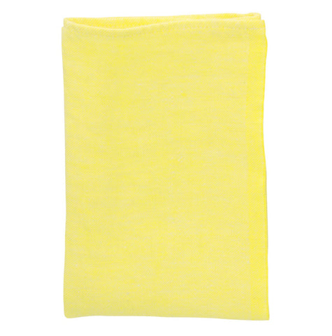 Usva napkin, yellow
