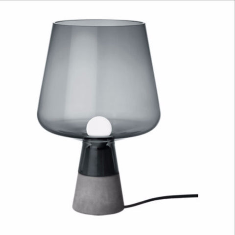 Leimu table lamp grey 300 x 200 mm