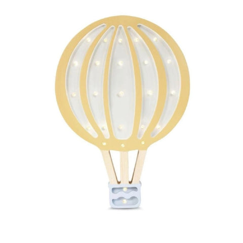 Balloon Lamp, Mustard