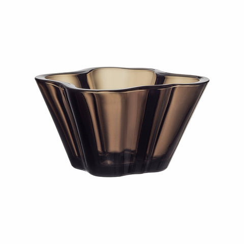 Alvar Aalto Collection bowl sand 75 mm
