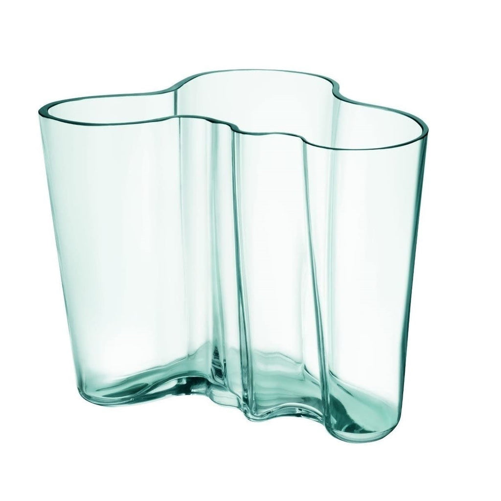 Aalto vase water green 160mm limited edition
