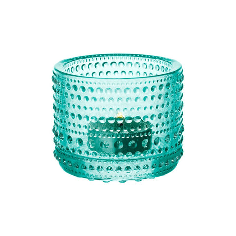 Kastehelmi votive 64 mm  water green