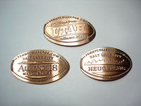 2018 Alliance Conference Utah 3 Coin Set