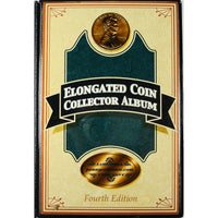 Elongated Coin Collector Album