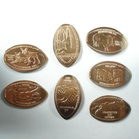 Indianapolis Zoo 7 Coin Set