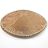 Pressed Penny: Dixie Caverns - Wedding Bell