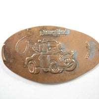 Pressed Penny: Disneyland Resort - Mater