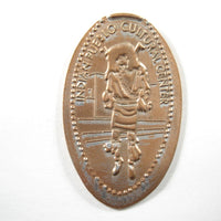 Pressed Penny: Indian Pueblo Cultural Center
