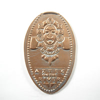 Pressed Penny: Aztec on the River - Aztec Princess