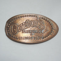 Pressed Penny: Cowboy's Restaurant and Trading Post