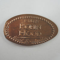 Pressed Penny: Six Flags - Robin Hood