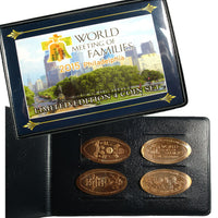 Pope Francis World Meeting of Families 2015 Coin Set
