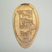Pressed Penny: Disney Epcot - China