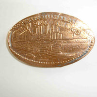 Pressed Penny: Navy Pier - Chicago