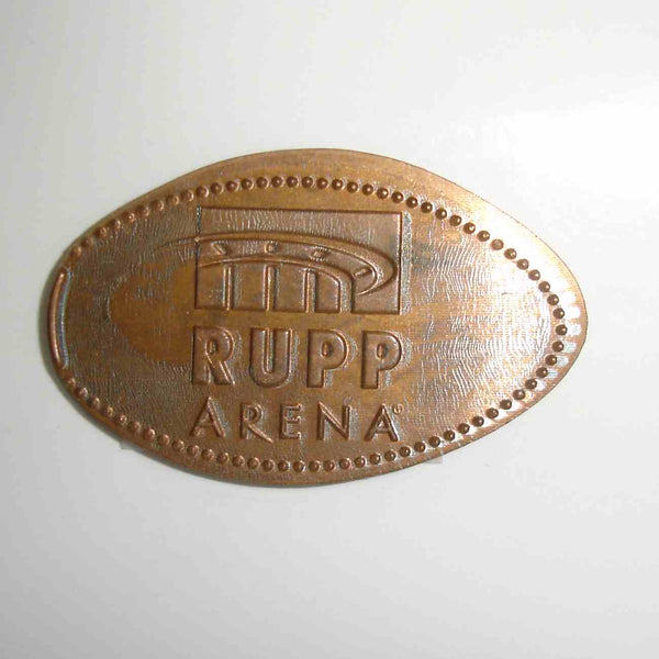 Pressed Penny: Rupp Arena - Lexington, KY