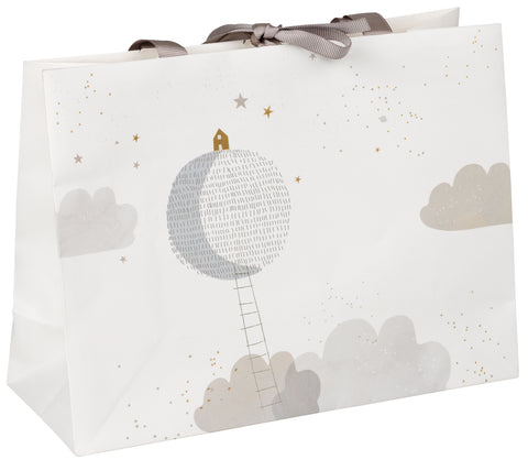 Baby Gift Bag - small cloud