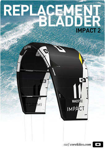 Replacement bladder for CORE Impact 2