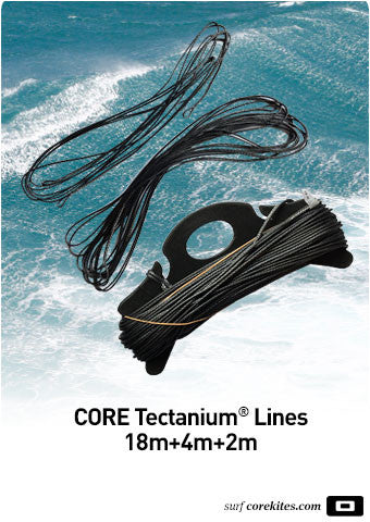 CORE Tectanium Lines for Sensor 2 Pro & 2S Pro Control Bar