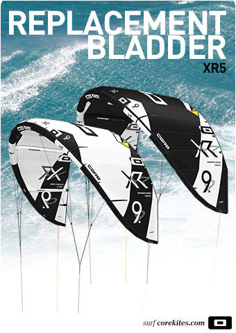 Replacement bladder for CORE XR5