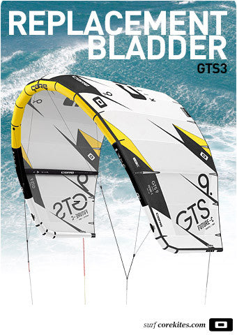 Replacement bladder for CORE GTS3