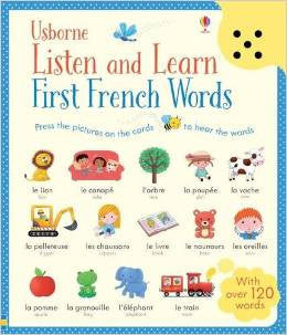 Listen and Learn First French Books