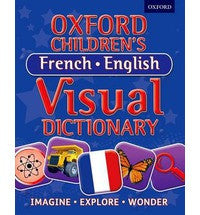 Visual dictionary |French  & English
