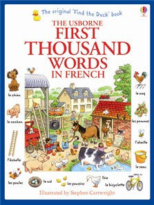 French | First 1000 Words