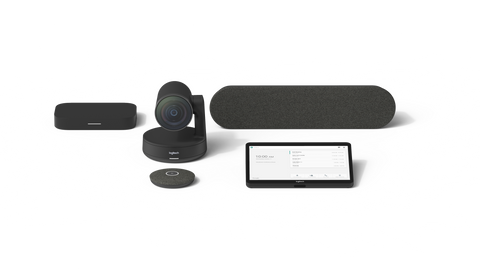 Logitech Room Solution for Google Meet: Medium Room
