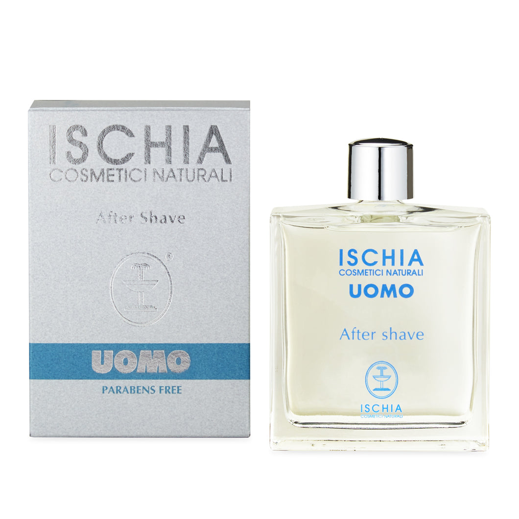 After Shave - 100 ml glass bottle