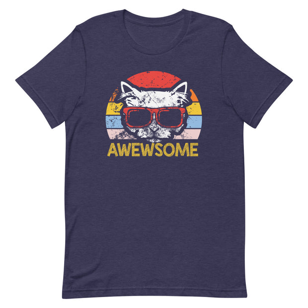 Awesome - The Cat Shirt